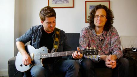 Etienne Prieuret et Pierre Journel - La Chaîne Guitare