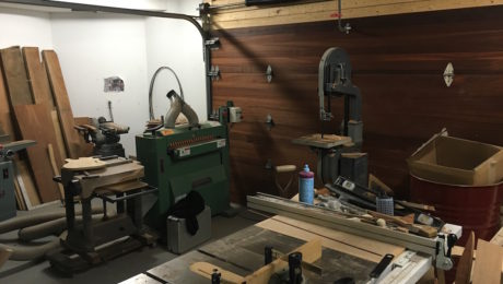 Atelier lutherie Martin Tremblay