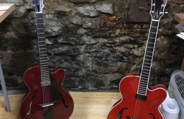 Fabrication instrument de luthier Martin Tremblay - La Chaîne Guitare