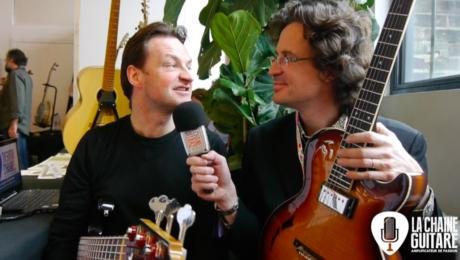 Interview du luthier Didier Duboscq
