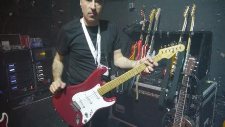 Interview guitar tech et luthier Francisco Rodriguez