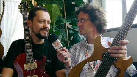 Interview Gabin Graff luthier