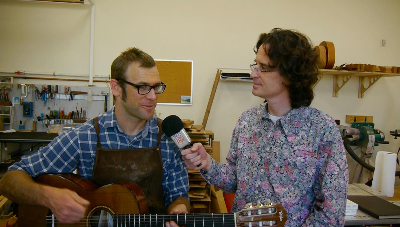 Andy Powers : évolution des prototypes Taylor Guitars
