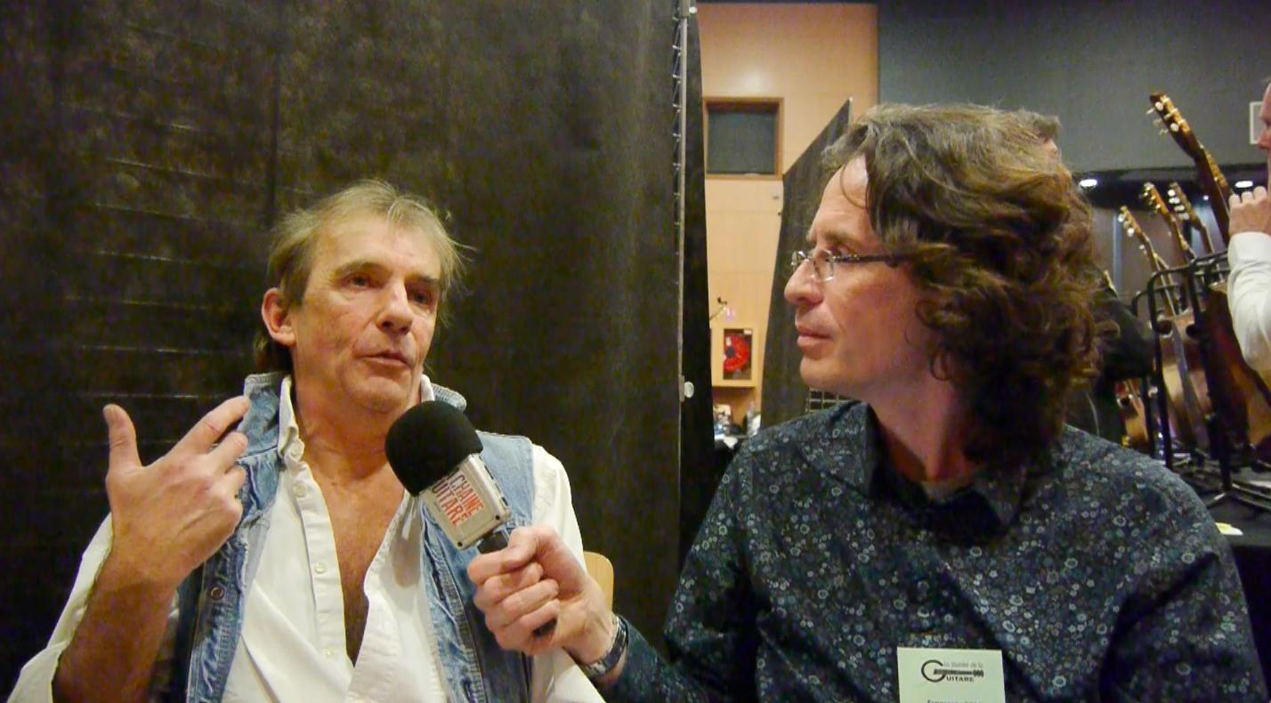 Marc Longchampt et Pierre Journel - JDLG 2016