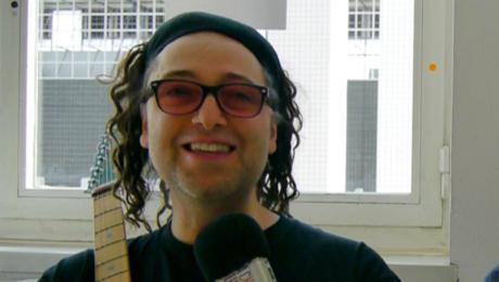 Youri de Groote - Interview La Chaîne Guitare au Musikmesse 2016