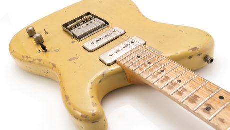 Rainer Tausch guitar