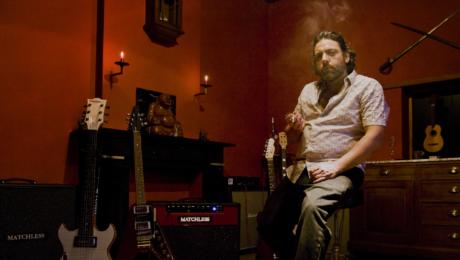 Interview Hilko Nackaerts luthier belge au @HolyGrailGuitar Show