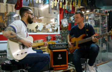 Interview Croisée Simon Ghnassia, Didier Duboscq : un guitariste et son luthier