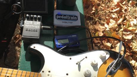 Comment jouer de la guitare en mobilité - La Chaîne Guitare
