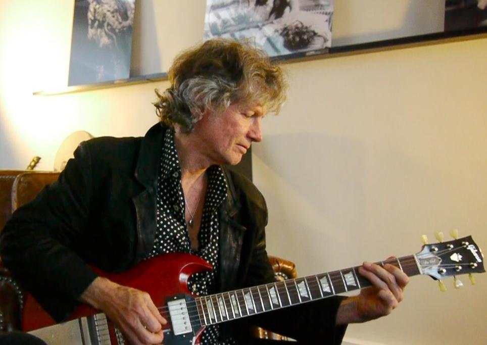 Paul Personne - La Chaîne Guitare