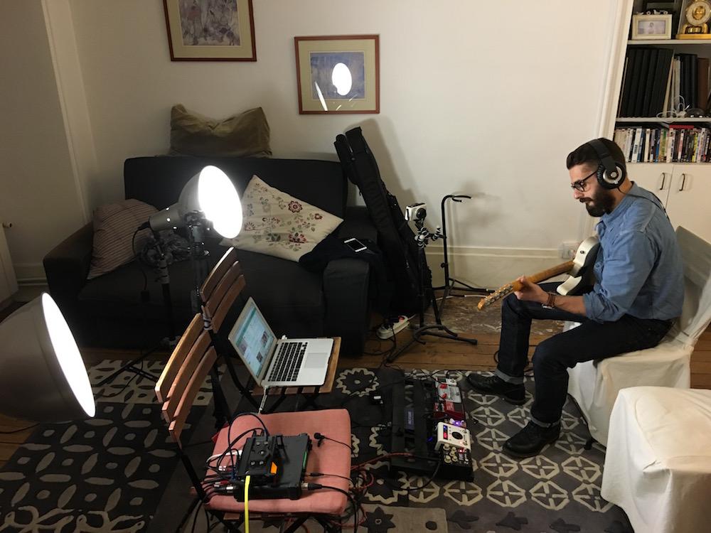 Masterclass Simon Ghnassia - De la Country au Blues