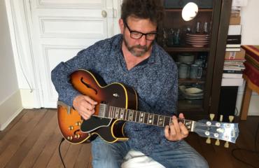 Chronique magazine Vintage Guitare - Gibson ES-175 de 1965 par Christian Séguret