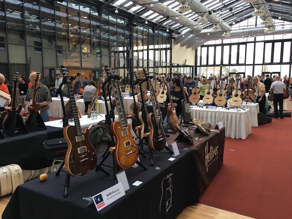Holy Grail Guitar Show 2016 - Le bilan