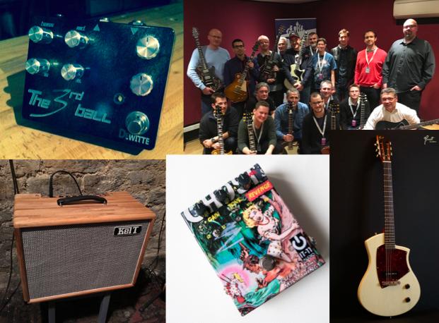 Chronique des Artisans de la Guitare - Novembre 2016