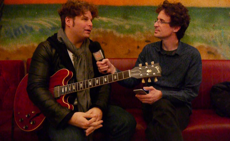 Interview JD Simo - Le retour de son ES 335 !