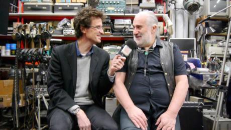 Chronique Klaus Blasquiz - Guitares & Anecdotes