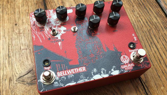 Walrus Audio Bellwether - Un excellent délai plein de possibilités
