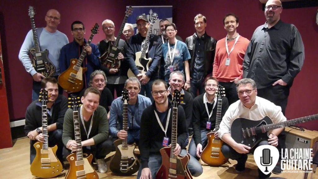 Evénement La Chaîne Guitare / Springer 2016