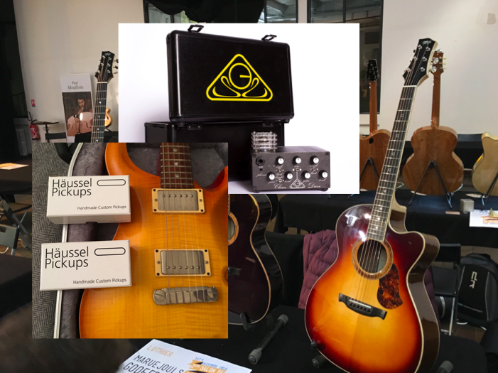 Chronique des Artisans de la Guitare - Décembre 2016