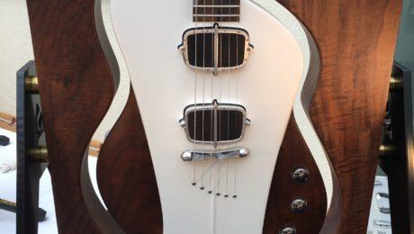 Interview Julien Roure : tout savoir de la guitare Sauvage à 70 000€