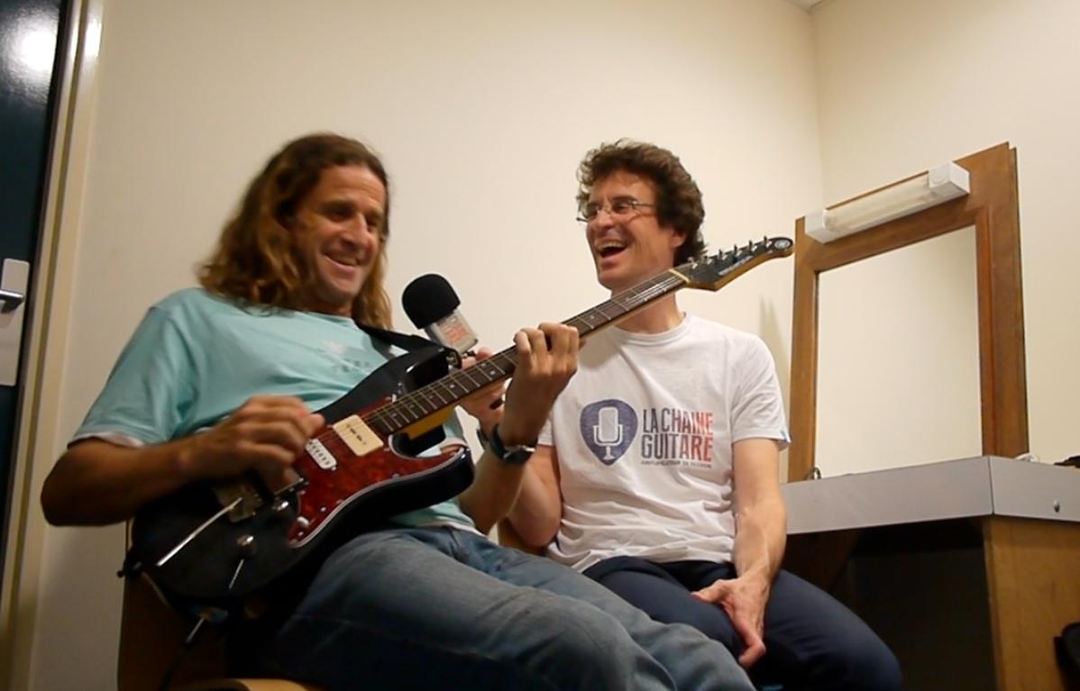 Interview Jean-Marie Ecay - Festival Guitare Issoudun 2016