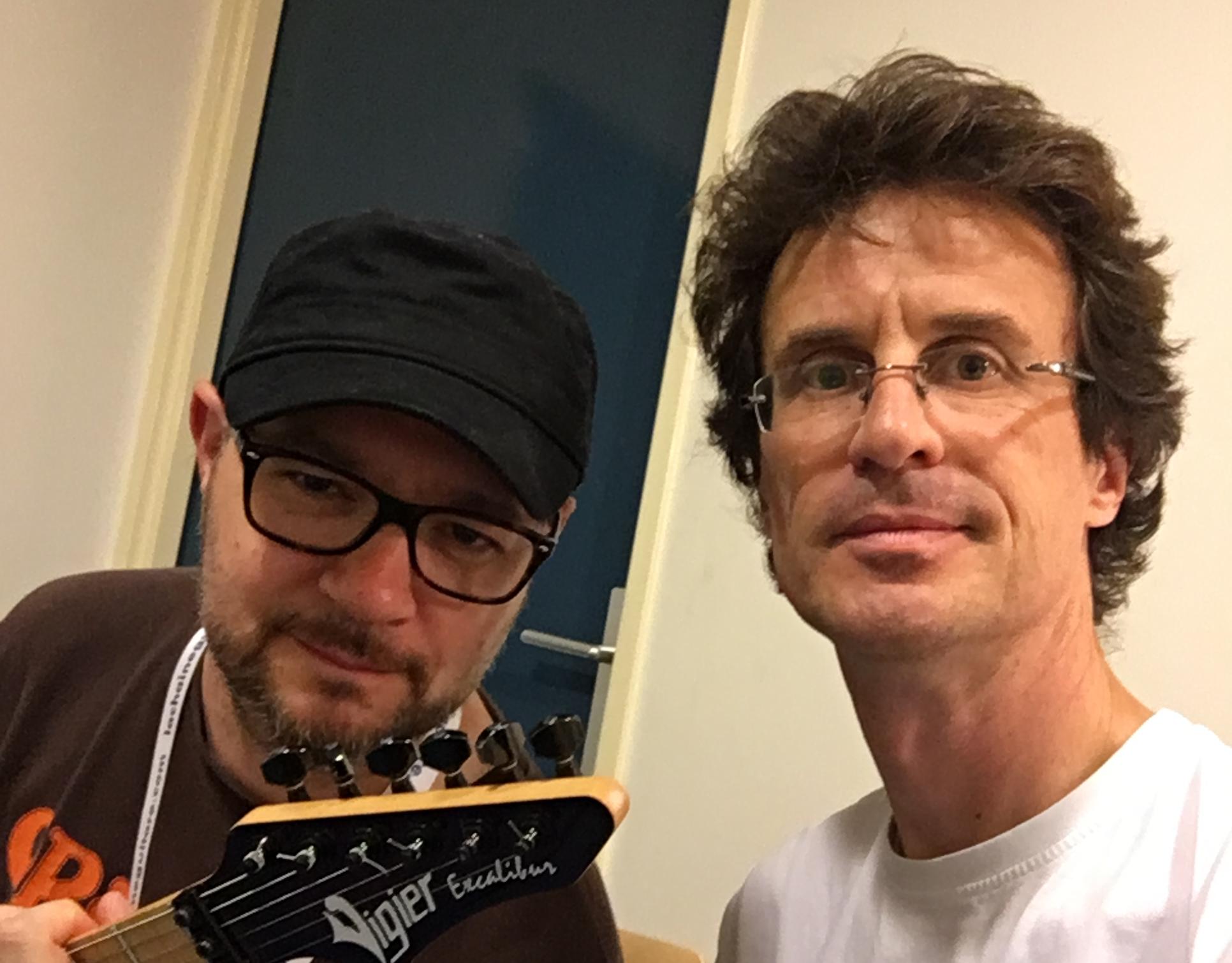 Interview Jean Fontanille - Festival @GuitareIssoudun 2016