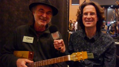 Interview Didier Wurtz, un luthier non conventionnel