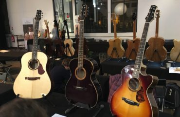 Interview luthier Godefroy Maruejouls - MJS Guitars