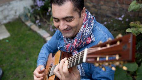 Masterclass François Sciortino - Fingerpicking - Samedi 11/02