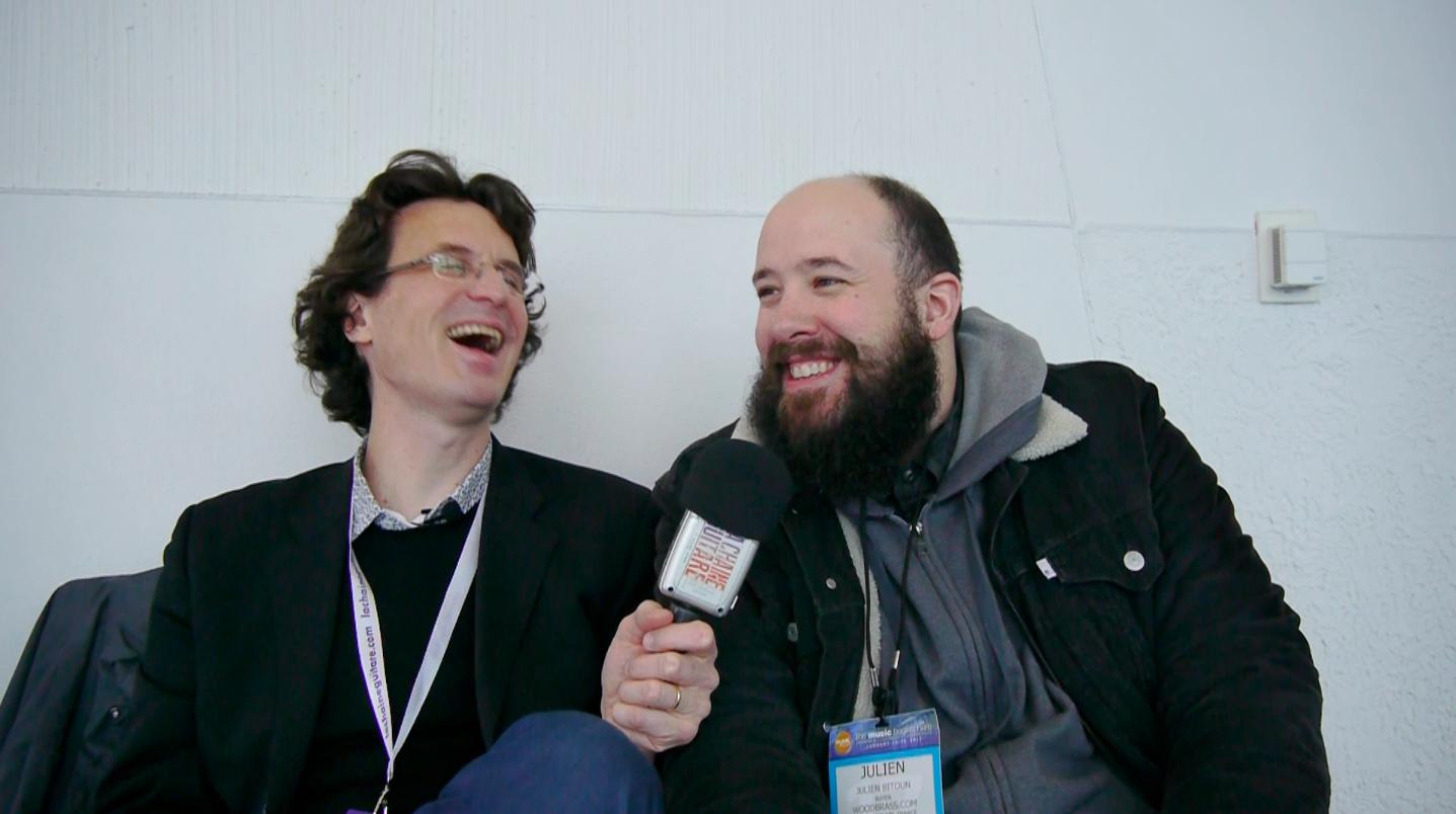 Debrief NAMM 2017 avec Julien Bitoun (alias @beurks)