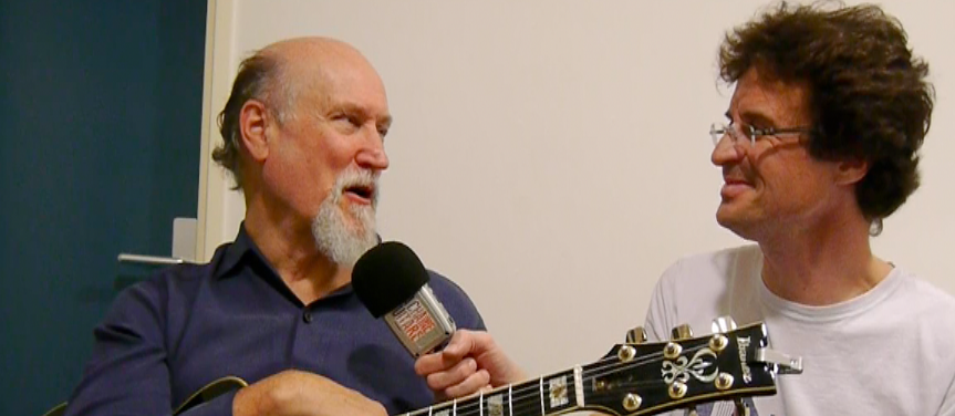 Interview John Scofield par Pierre Journel - Issoudun 2016