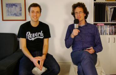 Lancement Reverb.com en France - Interview Manuel Leray