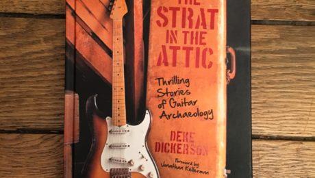 The Strat In The Attic - Un livre passionnant !