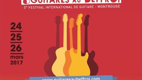 Guitares au Beffroi / Salon de la Belle Guitare 2017 : interview Armel Amiot