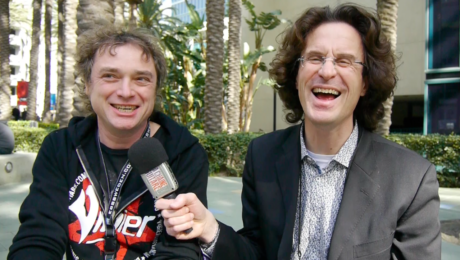 Interview du bassiste Pascal Mulot au NAMM 2016