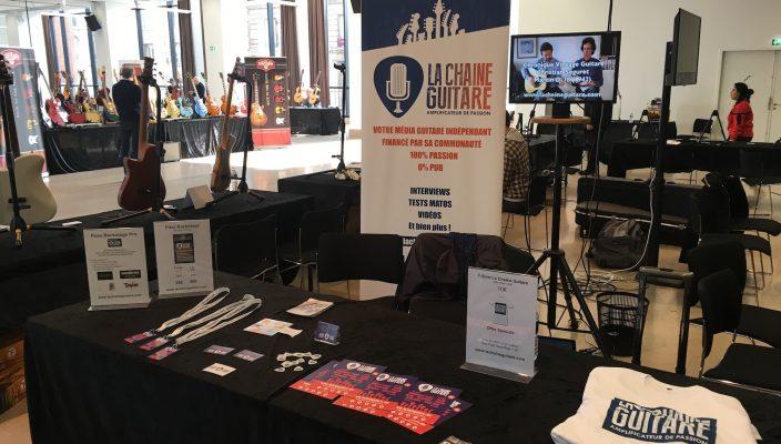 Guitare au Beffroi 2017 : le rebon