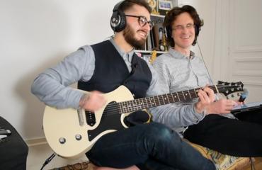Masterclass Simon Ghnassia - Accompagnement Blues & Turnaround