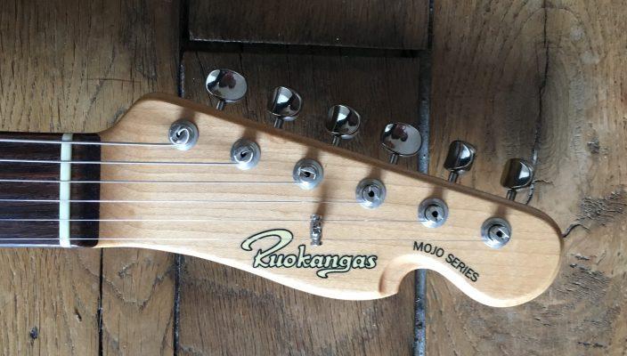 Test Guitare - Mojo Classic Ruokangas, la Telecaster venue de Finlande