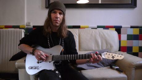 Interview Peter Holmström, guitariste du groupe Dandy Warhols
