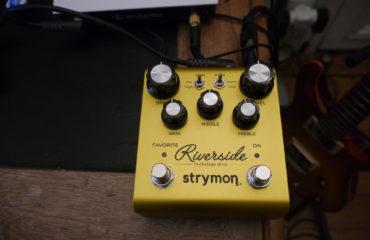 Test de la pédale d'overdrive Riverside de Strymon