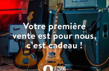 Promotion Reverb.com exclusif Backstage : commission à 0% !