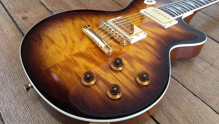 Test Guitare : Unicorn Classic Ruokangas, la grande classe