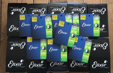 Pour tout Pass Backstage 1 an acheté : 1 jeu de corde Optiweb Elixir offert !