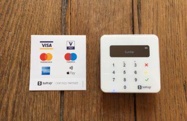 Paiement par cartes de crédit maintenant possible lors des événements !