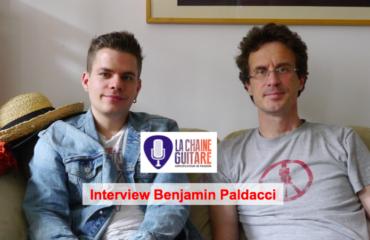 Interview luthier Benjamin Paldacci - Artisan français installé à Québec