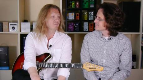 Interview Guitare à la Main - Yann Armellino