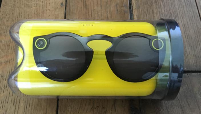 Test lunettes Snapchat Spectacles et comment s'en servir en reportage
