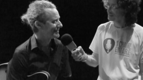 Interview Adam Rogers, guitariste de Ravi Coltrane (oui, le fils de de John)