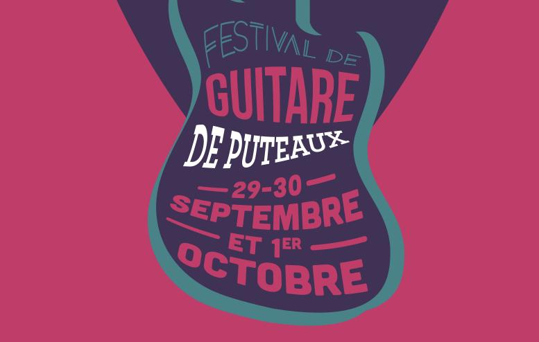Festival de Guitare de Puteaux et salon des luthiers le 29-30 septembre et 1er octobre