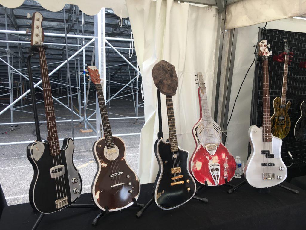 Guitares Meloduende - Guitare en Scène 2017